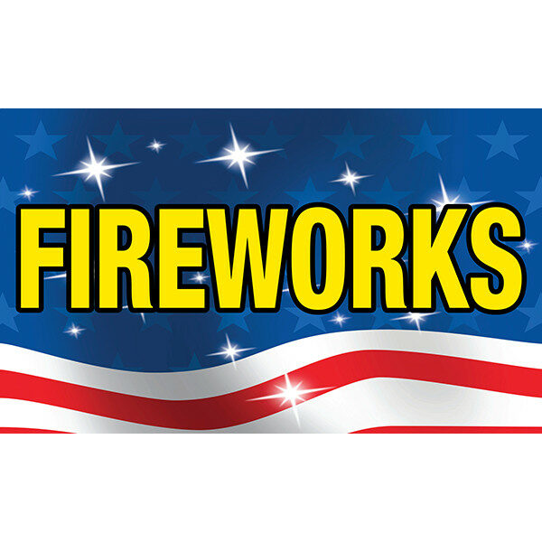 PNFLG11-RED-WHITE-BLUE-YELLOW-FIREWORKS