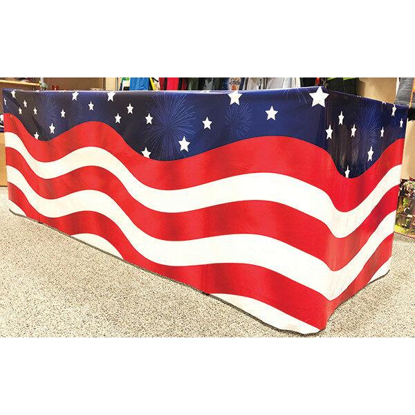 PNPOP38 WAVING FLAG POLY