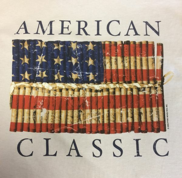 american classic firecracker front