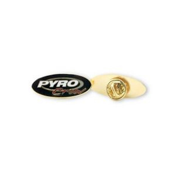 Pyro Crew Enamel Pin