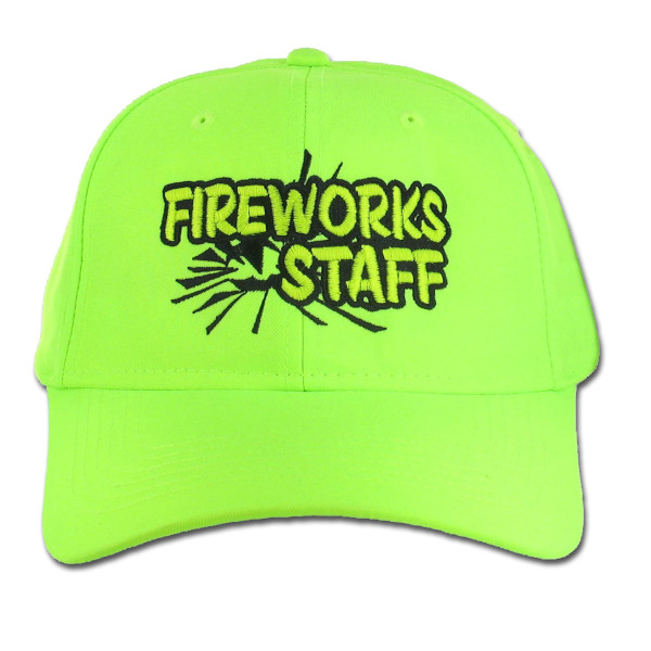 Fireworks Staff Hat
