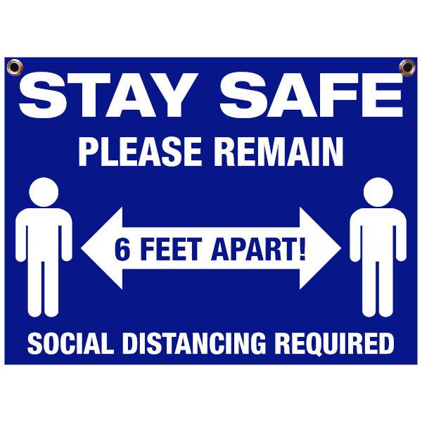 18x24 Social Distancing