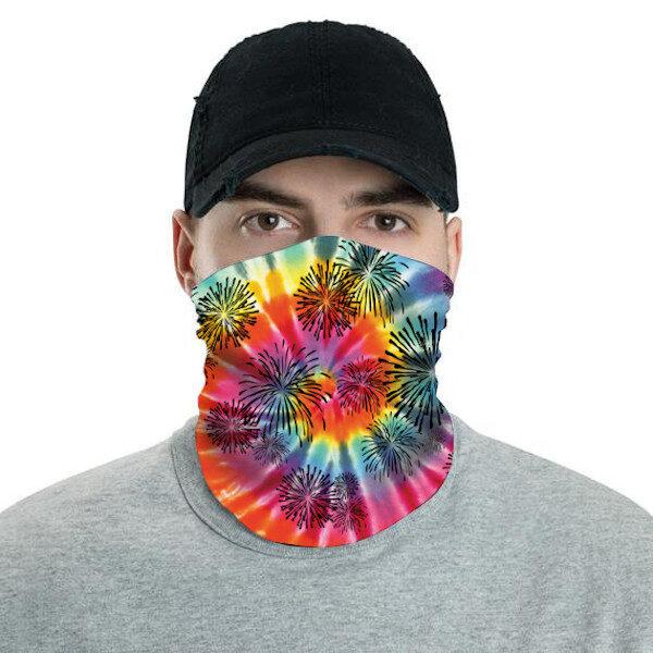 Tie Dye Gaiter