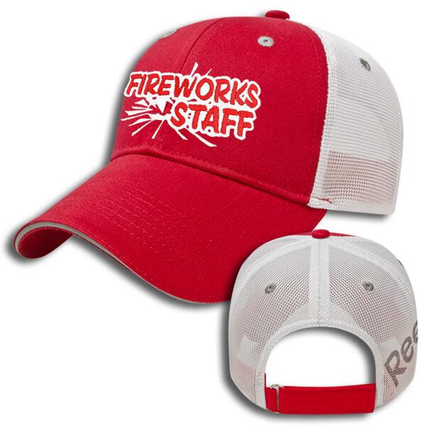 Fireworks Staff