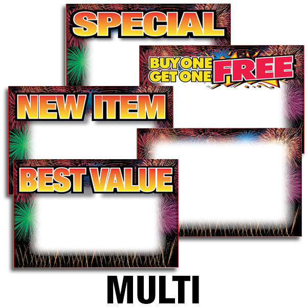 Price Cards Multi